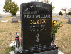 Beau William Blake
