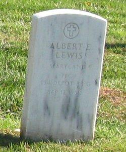 Albert E Lewis