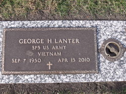 George Harry Lanter