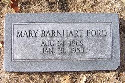 Mary Catherine <i>Barnhart</i> Ford