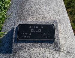 Alta Caroline <i>Thomas</i> Ellis