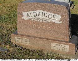 Elizabeth Lizzie <i>Kerr</i> Aldridge