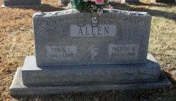 Pauline M <i>Carter</i> Allen