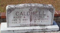 James M Caldwell