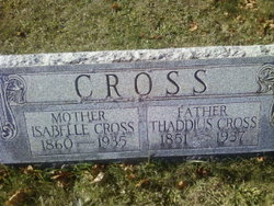 Isabella Jane <i>Devlin</i> Cross