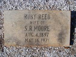 Ruby <i>Reed</i> Moore