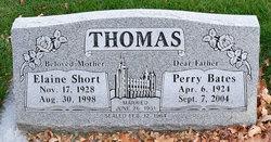 Elaine Vinnie <i>Short</i> Thomas