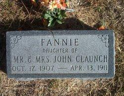 Fannie Claunch