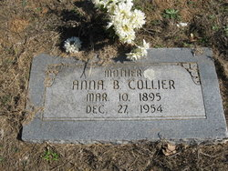 Anna B. Collier