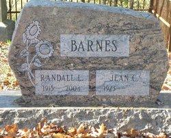 Randall Lounsbury Barnes