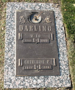 William Edwin Ed Darling
