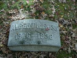 Albert R Ross