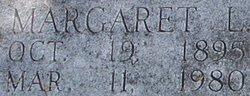 Margaret Louise <i>Carnes</i> Bailey