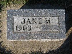 Jane H M Bonnar