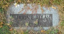 Marion Ellen <i>Smith</i> Allan