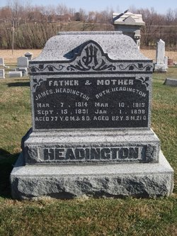 James Nicholas Headington