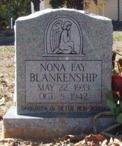 Nona Faye Blankenship