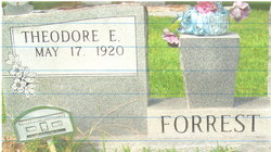 Theodore Elmore Ted Forrest