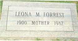 Leona <i>McCarroll</i> Forrest