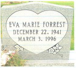 Eva Marie <i>Forrest</i> Willie