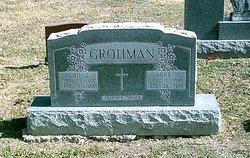 Anna E. <i>Meuth</i> Grohman