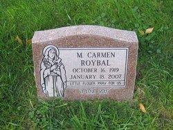 M Carmen Roybal