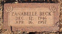 Zanabelle Beck