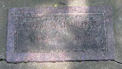 Olga Anna <i>Olson</i> Turing
