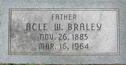 Acle W Braley