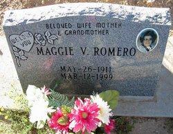 Maggie <i>Velasquez</i> Romero