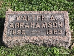 Walter Alden Abrahamson