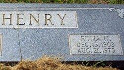 Edna Gladys <i>Caswell</i> Henry