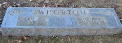 Eliza <i>Jones</i> Whorton