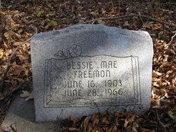 Bessie Mae Freemon