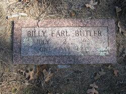 Billy Earl Butler