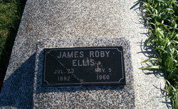 James Roby Ellis