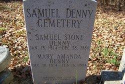 Samuel Denny Cemetery