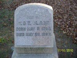 William H S Clack