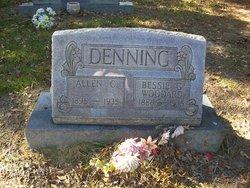 Bessie G. <i>Woodard</i> Denning