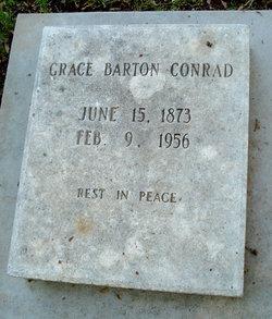Grace <i>Barton</i> Conrad