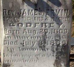 Rev James Ervin Godfrey