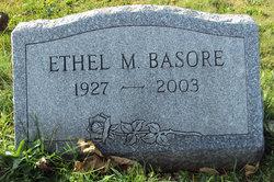 Ethel M. <i>Baddorf</i> Basore