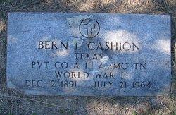 Bernard Leon Bern Cashion