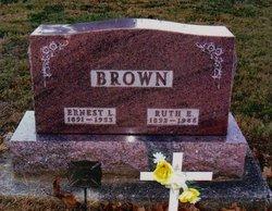 Ruth Elizabeth <i>Reid</i> Brown