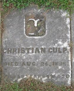 Christian Culp