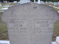 Charles Charley Akins