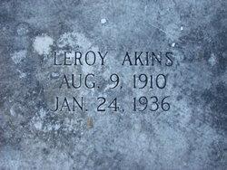 Leroy Akins