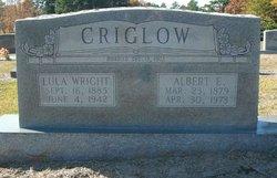 Albert Edmond Criglow