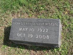 Dorothy Elizabeth Doris <i>Rassa</i> Anderson
