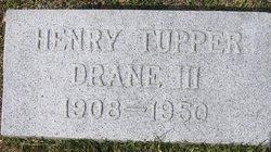 Henry Tupper Drane, III
